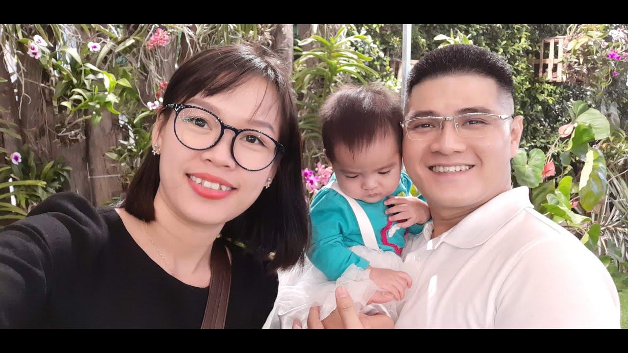 Điểm tổ chức tiệc sân vườn siêu đẹp tại Sài Gòn, lúc đi hết mình lúc về hết hồn  nhà Hải Trinh Vlog