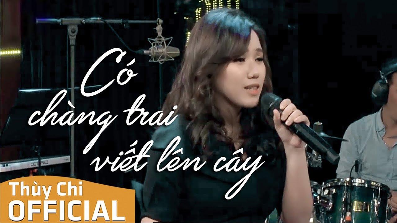 Có Chàng Trai Viết Lên Cây | Phan Mạnh Quỳnh | Thùy Chi Live | FPT Music Home