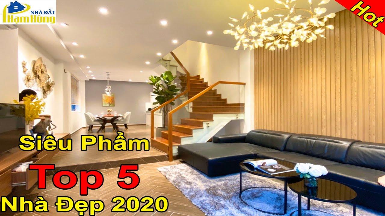 Bán nhà Gò Vấp | 129 | ❤️️ siêu phẩm căn góc 2 mặt hẻm top 5 nhà đẹp năm 2020 full nội thất