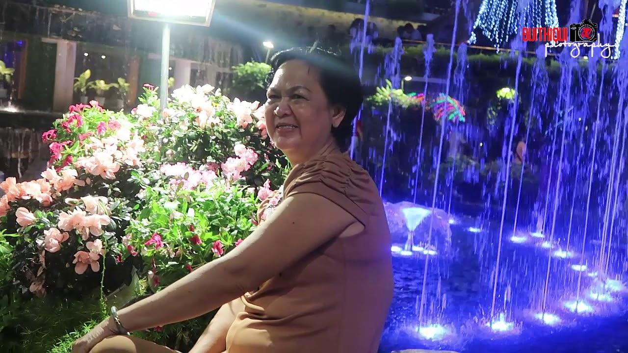 Bùi Thị Quí Saigon Thư Giãn Với Café Sân Vườn Về Đêm