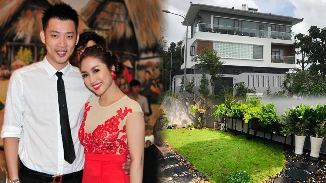 CẬN CẢNH bên trong khu căn biệt thự sân vườn của vợ chồng Ốc Thanh Vân!