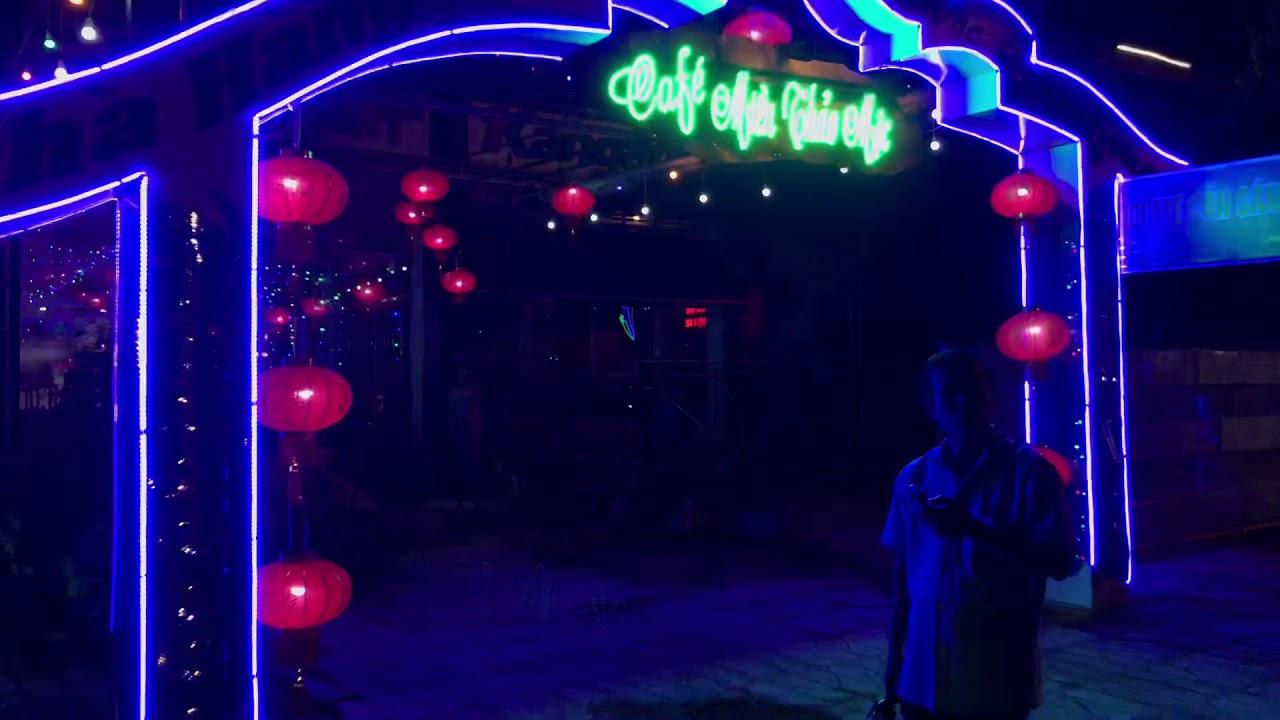 Cafe sân vườn, tiểu cảnh Miền Thảo Mộc