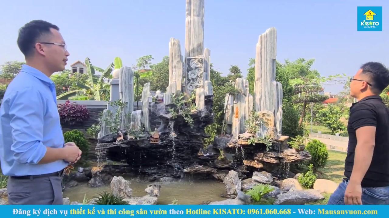 Chiêm Ngưỡng Mẫu Sân Vườn Đẹp Khiến Vạn Người Mê Tại Bắc Giang