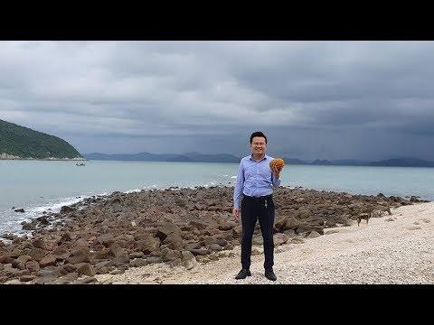 Khảo sát thiết kế nhà, sân vườn, nội thất tại đảo Hòn Rưng, Vân Đồn, Quảng Ninh