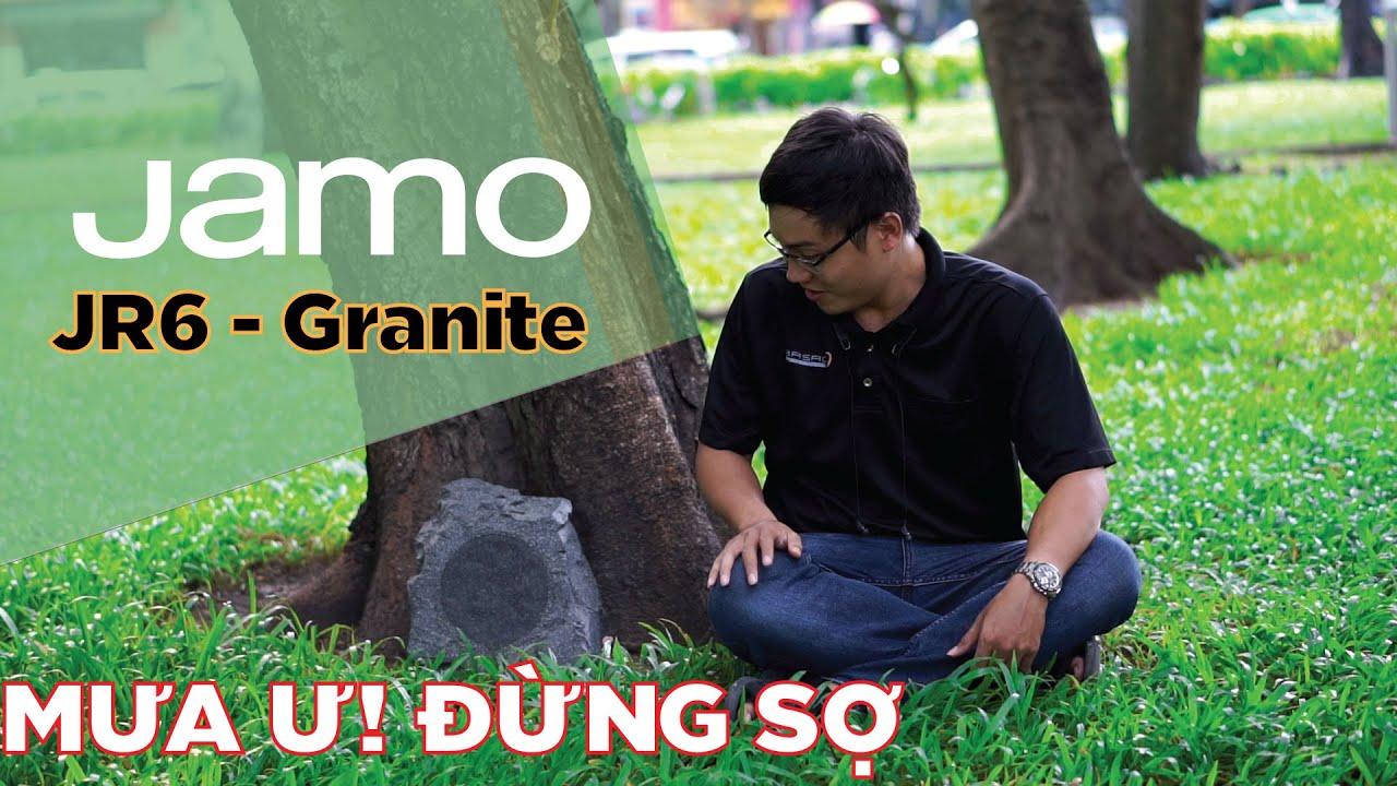 Loa sân vườn JAMO JR-6 GRANITE - Mưa ư! Đừng Sợ   AnhDuyAudio