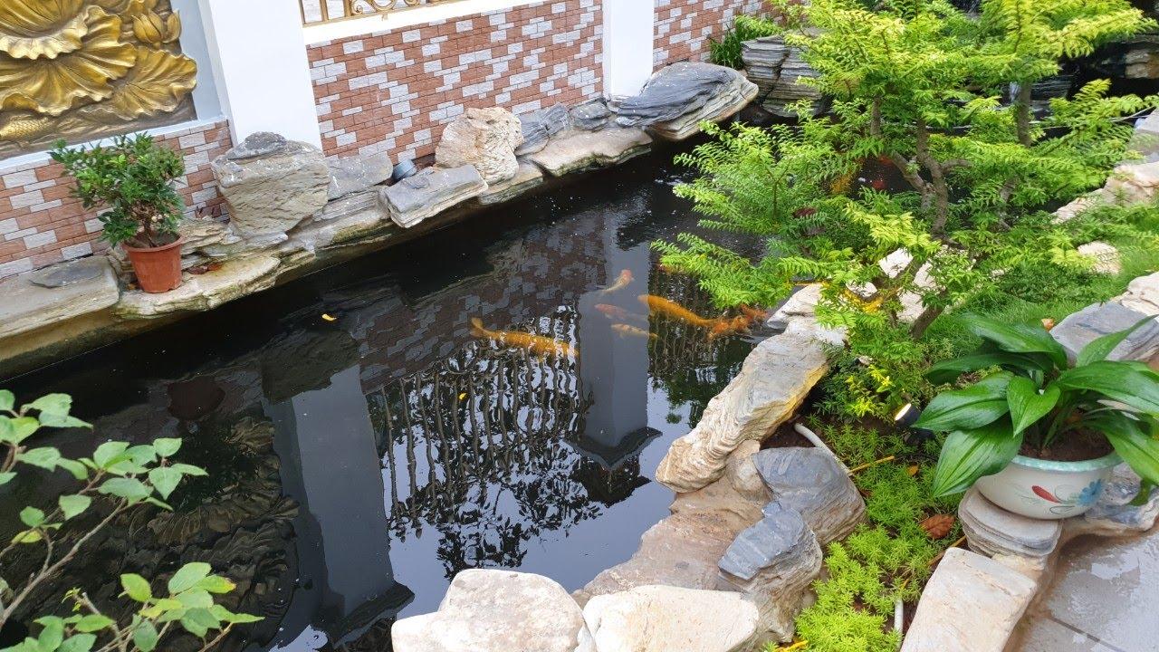 Mẫu Sân Vườn Đẹp Đẳng Cấp Của Resort Tại Thái Thụy Thái Bình