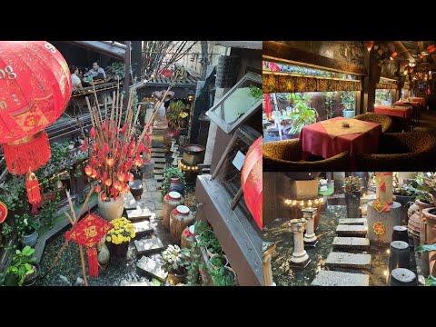 Một trong những quán cafe sân vườn đẹp và chất nhất Sài Gòn - Cafe Trầm