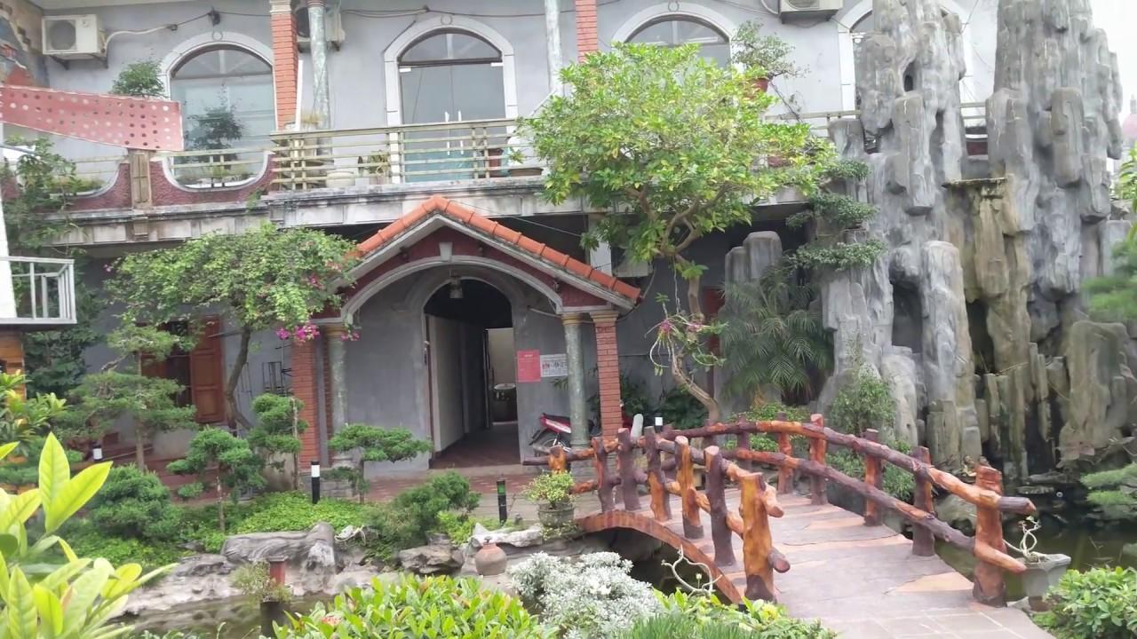 Nhà hàng sân vườn đẹp lộng lẫy tại Hải Hậu - Nam Định.