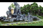 Thiết Kế Thi Công Tiểu Cảnh Sân Vườn Hòn Non Bộ Liên Hệ 0982519933