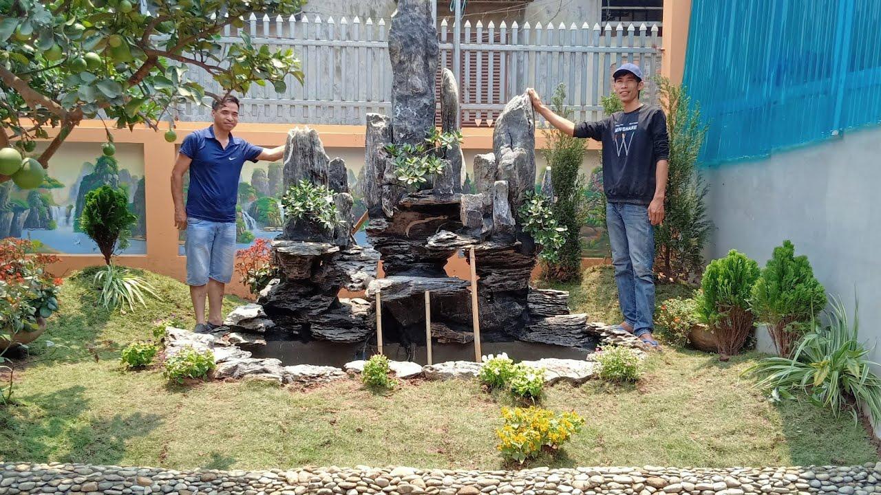 Tiểu Cảnh Sân Vườn Đẹp : liên hệ 0982 51 99 33