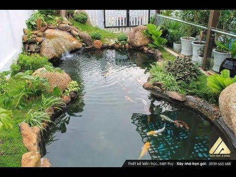 Tiểu cảnh sân vườn nhỏ đẹp Những video đã mắt nhất TG