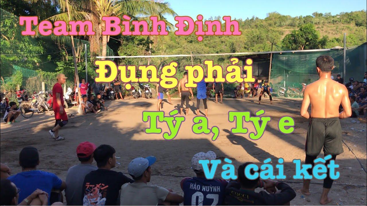 Trận đấu hấp dẫn 4v4 giữa Bình Định Và Phú Yên