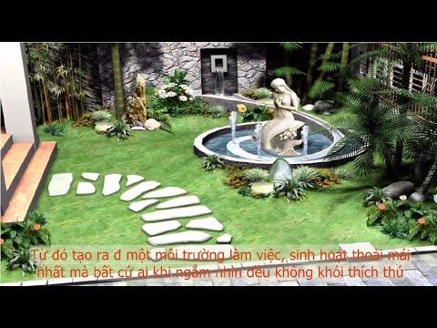 Trang trí sân vườn đẹp cho ngôi nhà trong mơ, mang đậm dấu ấn cá nhân - Kênh CLV