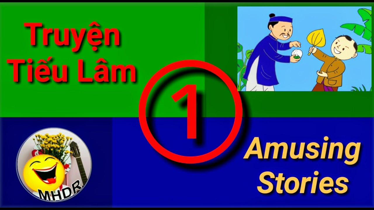 Truyện Tiếu Lâm ① Viet Nam Amusing Stories - Ăn vụng khoai, ăn dấu gì, ai bò mặc ai, anh cả lắc