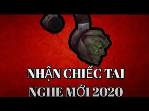 ROBLOX CODE - NHẬN CHIẾC TAI NGHE SEN ĐÁ MIỄN PHÍ 2020