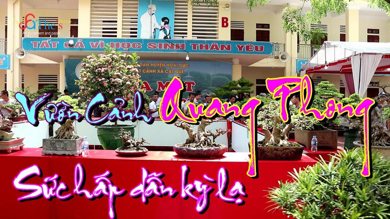 500 A/E Kéo Đến Làm Láo Loạn Cả Một Vùng Quê Tại Lễ Ra Mắt Vườn Cảnh Quang Phong - Cát Quế