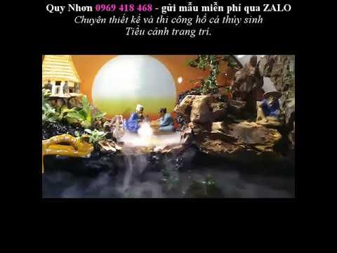 Bể cá thủy sinh đẹp - thi công và thiết kế bể cá thủy sinh 0969418468