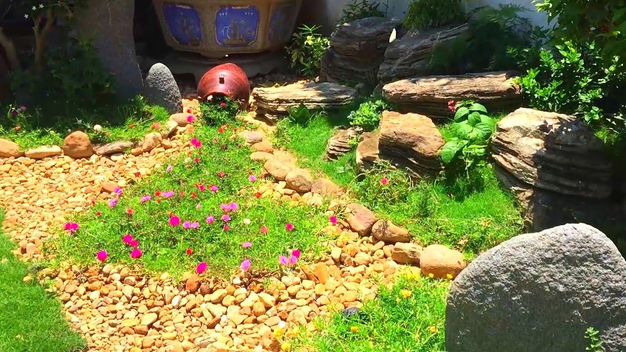 Cải tạo khu vườn nhỏ nhà Mint Milk