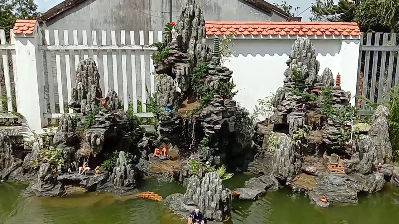 Non bộ - Sân vườn đẹp