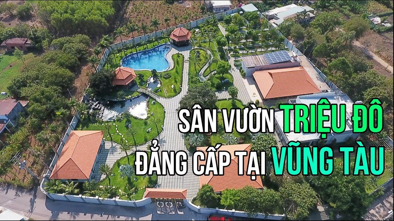 Sân vườn TRIỆU ĐÔ tại Vũng Tàu