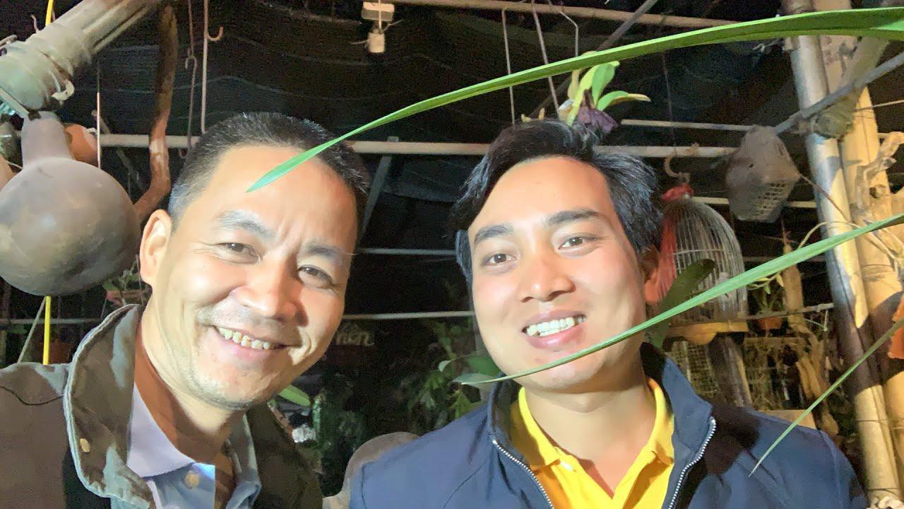 Chém gió với anh Nguyễn Ngọc Hà và Hiệp sĩ Tầm lan Trần Tuấn