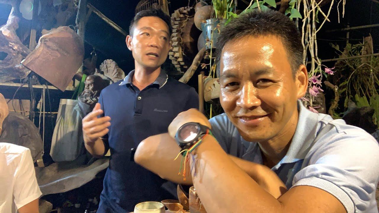 Cuộc Tình Tay Ba - HoalanTV - Hiệp sĩ tầm lan Trần Tuấn - Hoa lan Phi điệp Cát Bà