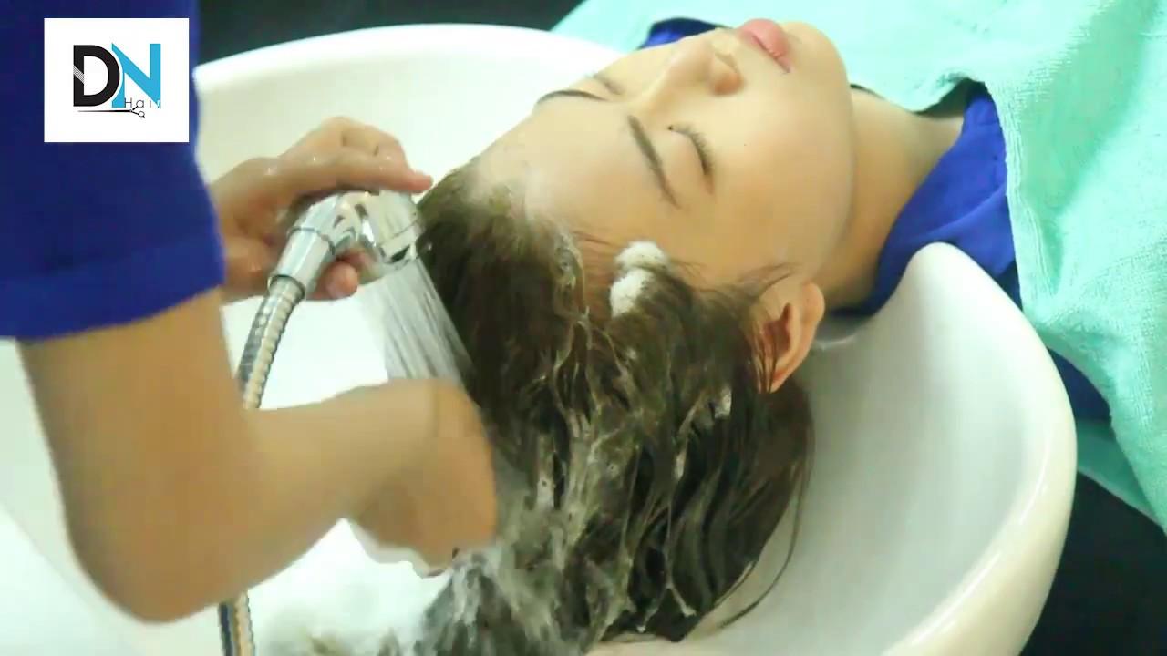 Dịch vụ Gội đầu và Massage Tóc GIẢI TỎA Căng Thẳng Mệt Mỏi