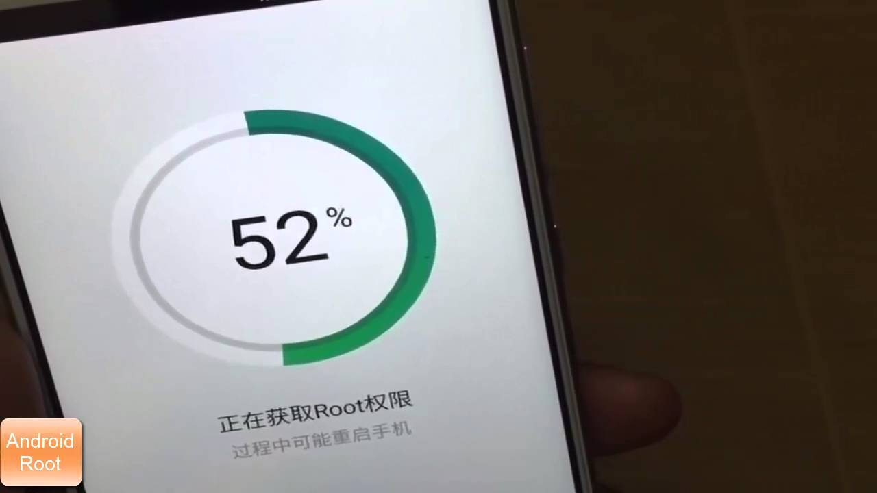 Root xiaomi redmi note 3  without PC