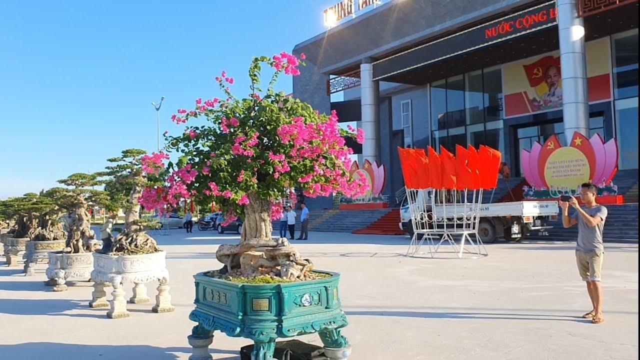 Gần 200 tác phẩm CCNT trưng bày tại Trung tâm Văn Hóa huyện Yên Khánh - Ninh Bình.