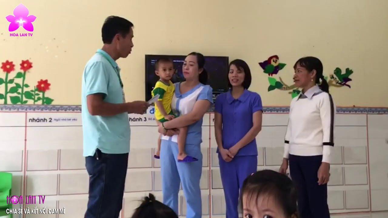Chung Tay Giúp Học Sinh Nghèo Vùng Bị Thiệt Hại Do Mưa Lũ ở QUẢNG TRỊ