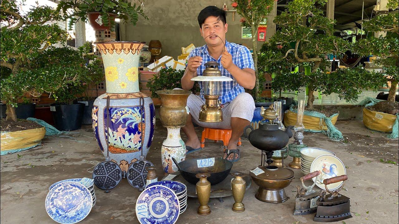 Chào bán đồ Đồng xưa và đồ Gốm ngày 15/09 ☎️0898-997764 Thanh Triệu