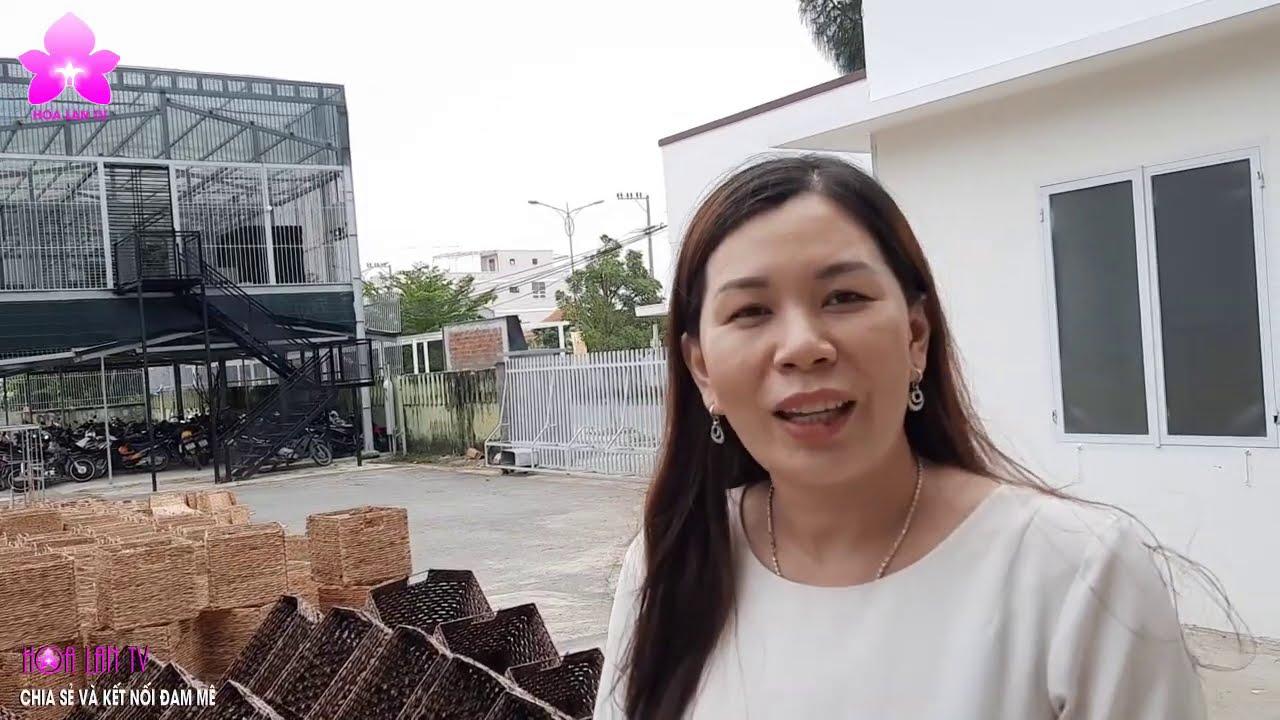 Giàn Lan Đẹp SIÊU KIÊN CỐ tại Khánh Hòa | Chia sẻ của NGUYỄN NGỌC HÀ @LANDOTBIEN